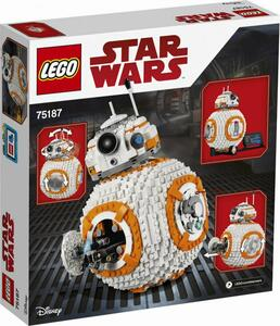 LEGO Star Wars (75187). BB-8 - 4