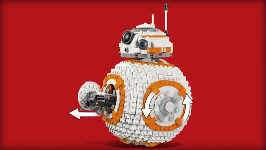 LEGO Star Wars (75187). BB-8 - 16