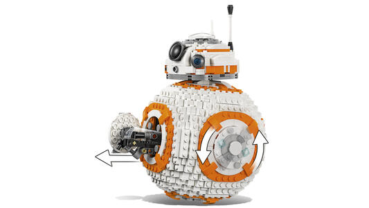 LEGO Star Wars (75187). BB-8 - 17