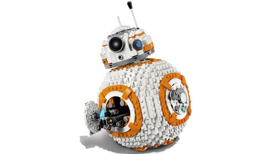 LEGO Star Wars (75187). BB-8 - 6