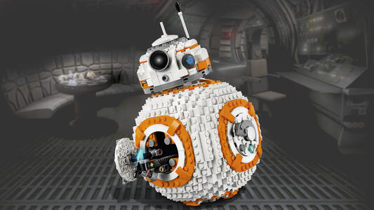 LEGO Star Wars (75187). BB-8 - 9