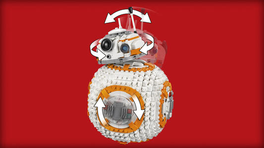 LEGO Star Wars (75187). BB-8 - 10