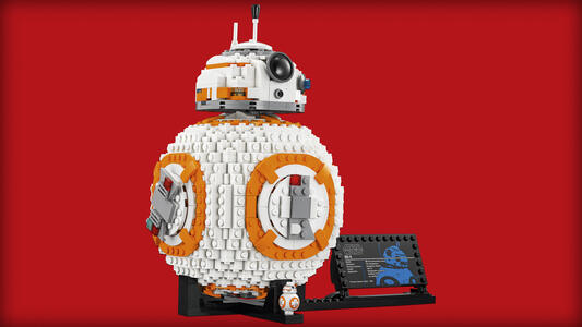 LEGO Star Wars (75187). BB-8 - 11
