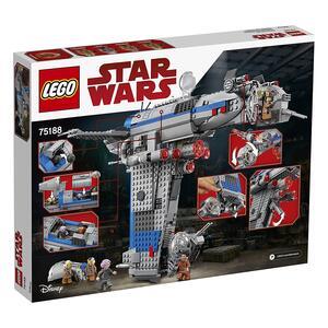 LEGO Star Wars (75188). Bombardiere della Resistenza - 2