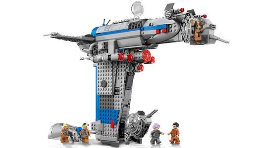LEGO Star Wars (75188). Bombardiere della Resistenza - 7