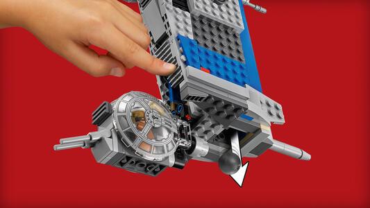LEGO Star Wars (75188). Bombardiere della Resistenza - 12