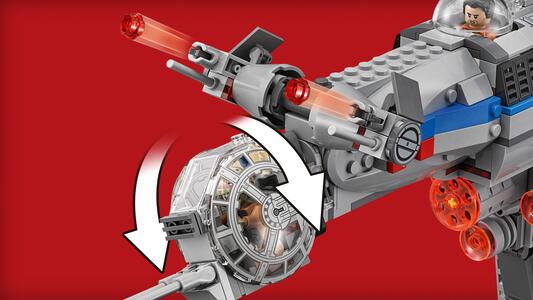 LEGO Star Wars (75188). Bombardiere della Resistenza - 13
