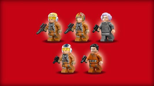 LEGO Star Wars (75188). Bombardiere della Resistenza - 15