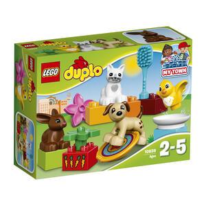 LEGO Duplo Town (10838). Amici Cuccioli