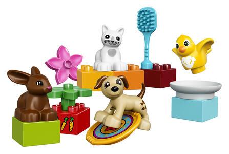 LEGO Duplo Town (10838). Amici Cuccioli - 3