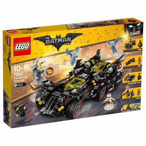 LEGO Batman (70917). Ultimate Batmobile - 4