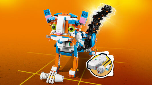 LEGO Boost (17101). Toolbox creativa - 5