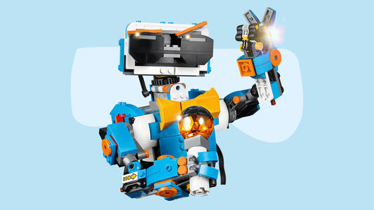 LEGO Boost (17101). Toolbox creativa - 6