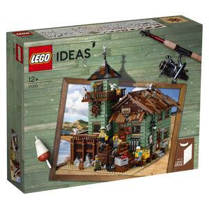 LEGO Ideas (21310). Vecchio negozio dei pescatori