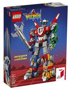 LEGO Ideas (21311). VOLTRON