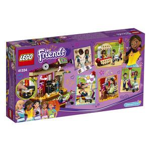 LEGO Friends (41334). La performance al parco di Andrea - 2