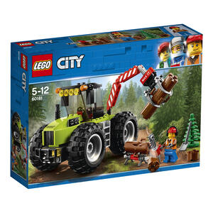 LEGO City Great Vehicles (60181). Trattore forestale