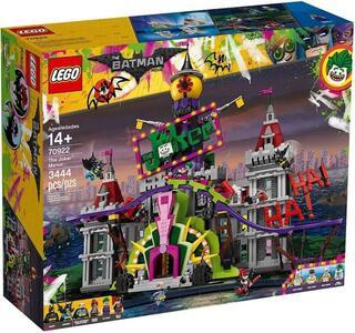 LEGO Batman Movie (70922). Il maniero di Joker