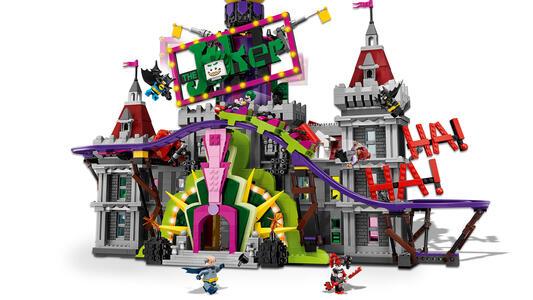 LEGO Batman Movie (70922). Il maniero di Joker - 11