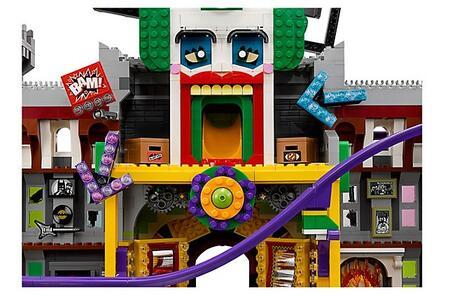 LEGO Batman Movie (70922). Il maniero di Joker - 15
