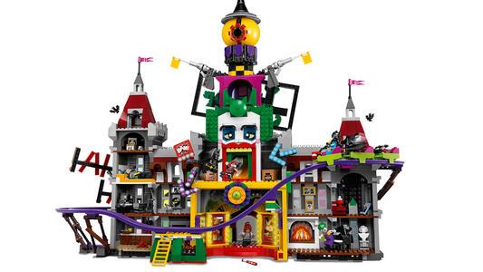 LEGO Batman Movie (70922). Il maniero di Joker - 2