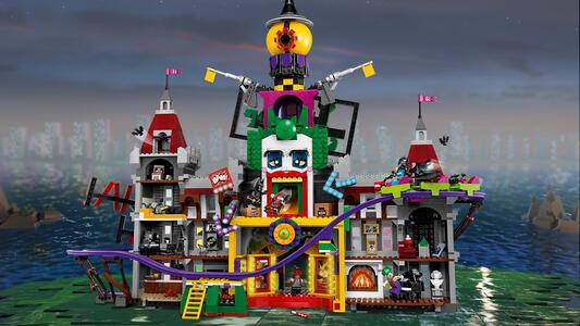 LEGO Batman Movie (70922). Il maniero di Joker - 5