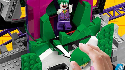 LEGO Batman Movie (70922). Il maniero di Joker - 7