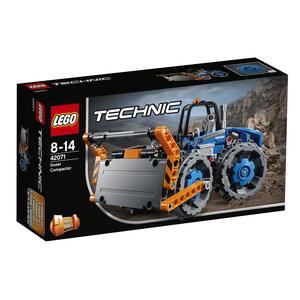 LEGO Technic (42071). Ruspa compattatrice
