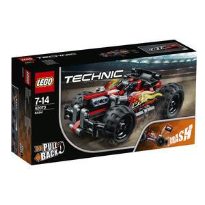 LEGO Technic (42073). CRAAASH!