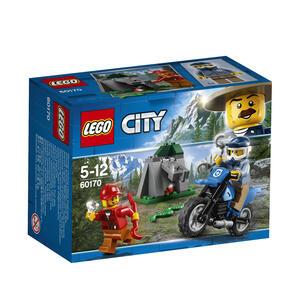 LEGO City Police (60170). Inseguimento fuori strada