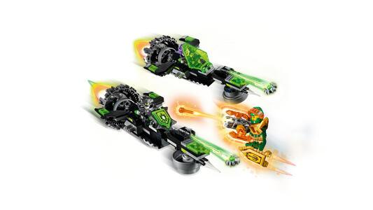 LEGO Nexo Knights (72002). Twinfector - 2