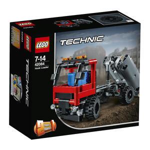 LEGO Technic (42084). Autoribaltabile