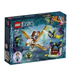 LEGO Elves (41190). La fuga sull'aquila di Emily Jones