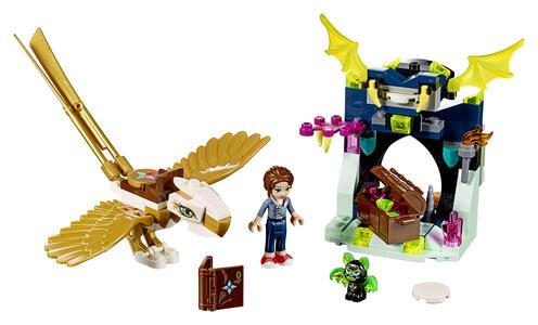 LEGO Elves (41190). La fuga sull'aquila di Emily Jones - 3