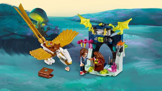 LEGO Elves (41190). La fuga sull'aquila di Emily Jones - 6