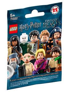 LEGO Minifigures (71022). Harry Potter