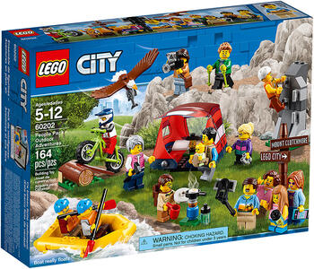 LEGO City (60202). People Pack - Avventure all'aria aperta