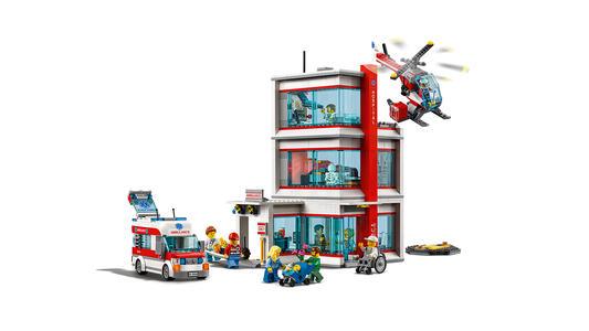 LEGO City (60204). Ospedale di LEGO City - 2