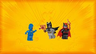 c47150a165633 LEGO Super Heroes (76111). Batman  scontro con Brother Eye - LEGO ...