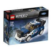 Giocattolo LEGO Speed Champions (75885). Ford Fiesta M-Sport Wrc Lego