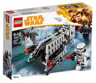 Giocattolo LEGO Star Wars (75207). Battle Pack Pattuglia imperiale Lego