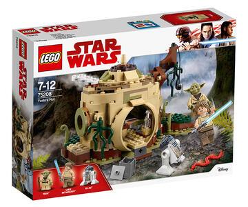 LEGO Star Wars (75208). Il rifugio di Yoda