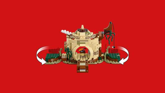 LEGO Star Wars (75208). Il rifugio di Yoda - 6