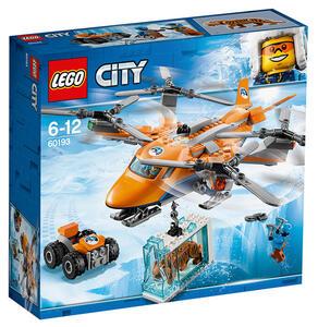 LEGO City Arctic Expedition (60193). Aereo da trasporto artico