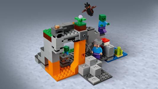 LEGO Minecraft (21141). La caverna dello Zombie - 5