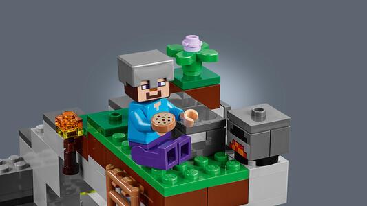 LEGO Minecraft (21141). La caverna dello Zombie - 6