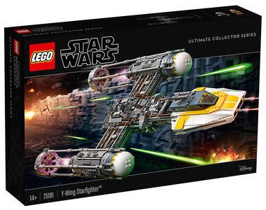 LEGO Star Wars (75181). Y-Wing Starfighter