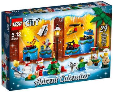 LEGO City Town (60201). Calendario dell'avvento
