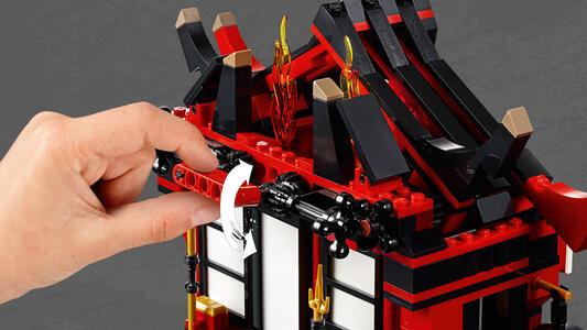 LEGO Ninjago (70643). Il Tempio della Resurrezione - 11