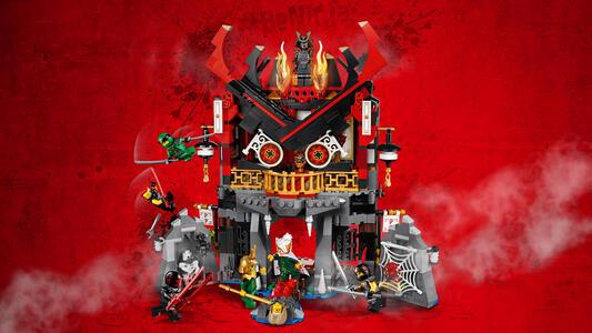 LEGO Ninjago (70643). Il Tempio della Resurrezione - 5